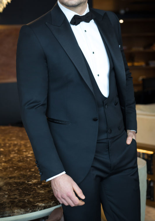 Свадебный костюм 1